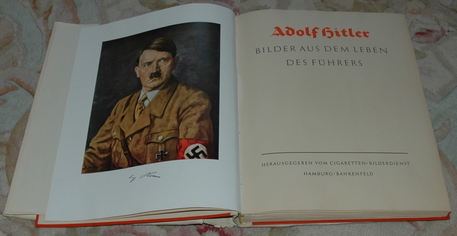 Adolf Hitler Essays